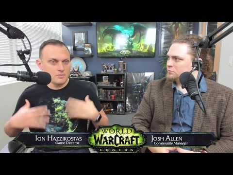 Live Developer Q&A VoD with Ion Hazzikostas