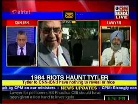 phoolka on jagdish tytler case re-open