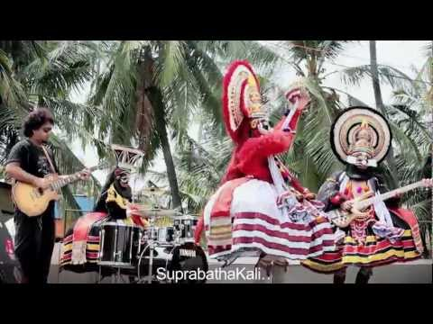 Avial Suprabathakali : Full Hd Malayalam Rock Music Video video