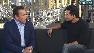 Arnold Schwarzenegger Weighs In on President Trump