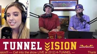 Tunnel Vision - USC Spring Football Preview