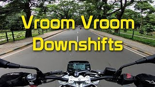 Rev matching tutorial for INDIA  ||  Downshift tutorial