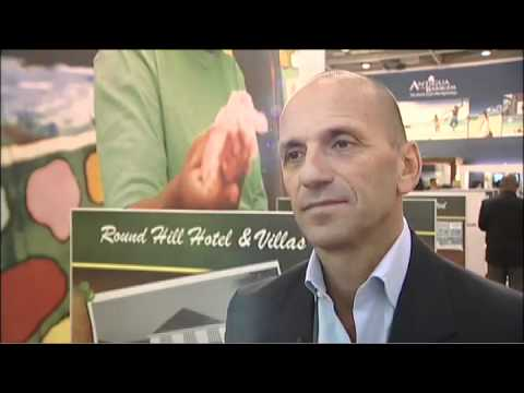 Josef Forstmayr, MD, Roundhill Jamaica @ WTM 2010