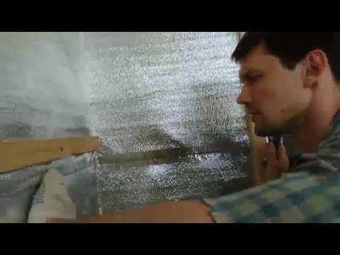 Обшивка балкона вагонкой (своими руками)