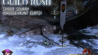 Guild Rush &#8211; Spider Scurry (Dredgehaunt Cliffs)