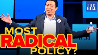 Exclusive Andrew Yang Interview: Is this his most radical policy?