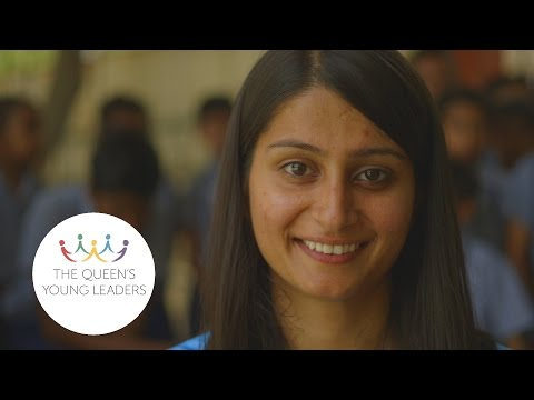 Meet Devika – Queen's Young Leader from India thumbnail