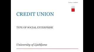 Credit union (video by Civict)