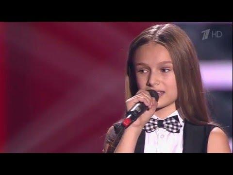 Ева Тимуш - Je T'aime  [Голос Дети-3 2016]