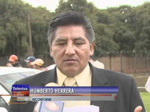 BLOQUEO CARRETERA TELEVISA ESTADO DE MEXICO