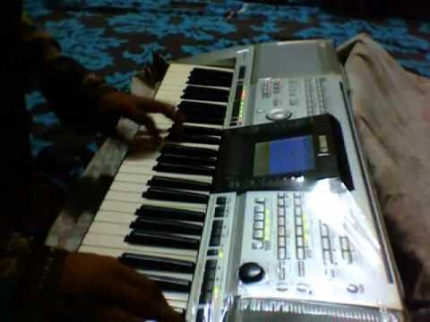 Dil Ibadat  Instrumental YAMAHA PSR 3000