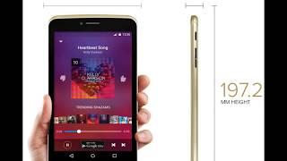 BLU Touchbook M7 Unlocked GSM Dual-SIM 3G QuadCore Android Phablet Black free shipping
