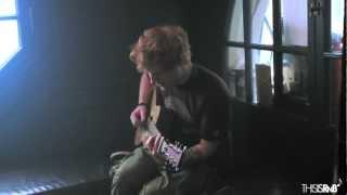 Watch Ed Sheeran Pony video