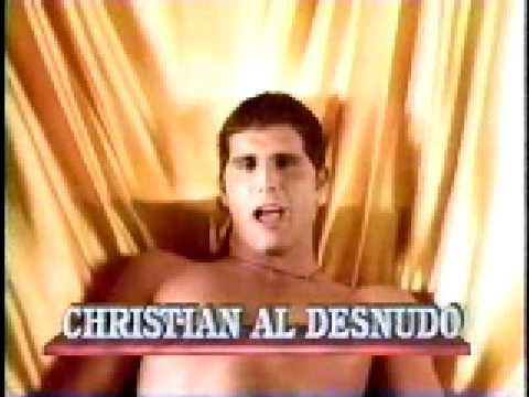 Christian al desnudo - Parte I