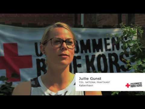 Bliv praktikant i Ungdommens Røde Kors
