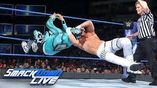 Sin Cara vs. Dolph Ziggler: SmackDown LIVE, May 2, 2017