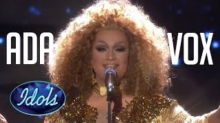DRAG QUEEN ADA VOX All Auditions & Performances On American Idol 2018