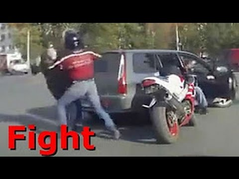 Road Rage: Stupid, Crazy & Angry People Vs Bikers - Close Calls! Ep. 26