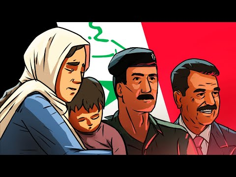 Play this video Iraq War from the Iraqi Perspective  Animated History