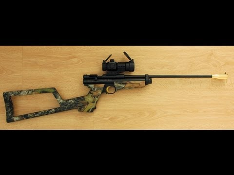 Crosman Custom Shop 2400kt carbine