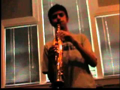Test Sax Movie 2 video