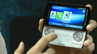 Sony Xperia Play (PSP Phone) - Sneak Peak