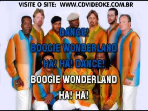 Earth, Wind And Fire   Boogie Wonderland