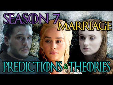 Who Is Getting MARRIED? (Game of Thrones) Season 7 THEORY
