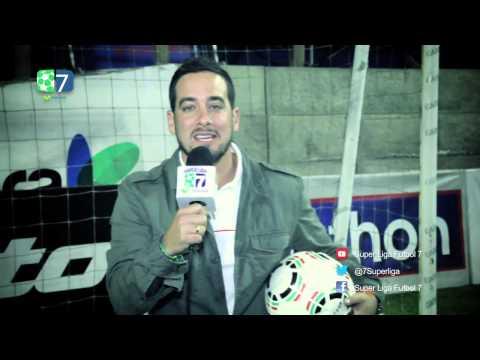 Resumen Fecha 1 de la Superliga de Fútbol 7 - Categoría Libre