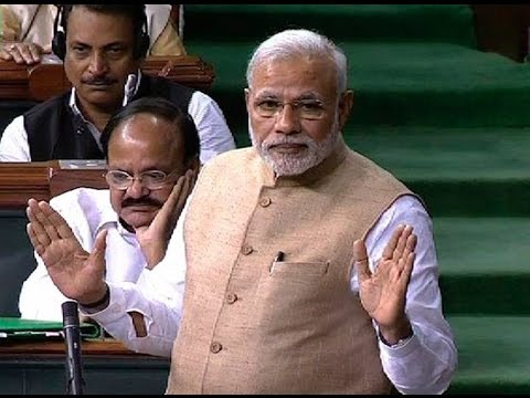 Narendra Modi hits back at Congress over 1 lakh 86 thousand Cr Scam