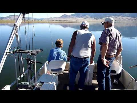 Eagle Nest Lake, New Mexico, Trout Fishing
