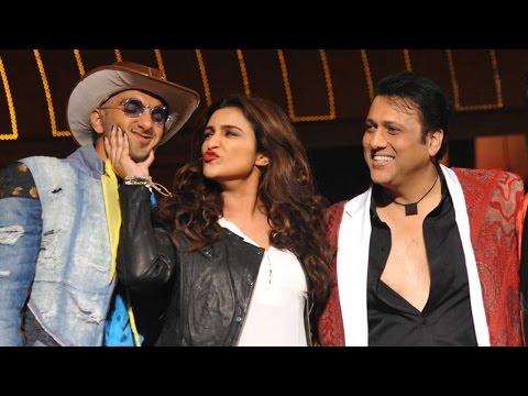 When Govinda Whistled For Ranveer Singh And Deepika Padukone