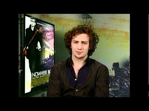 Aaron Taylor-Johnson &quot;Nowhere Boy&quot; via Satellite ~ Stephen Holt Show