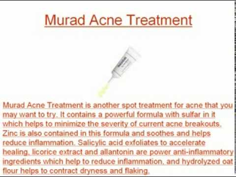 What is Acne Spot Treatment?