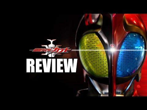 Kamen Rider Kabuto Vlog Review
