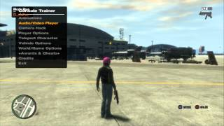GTA IV | The Pink House MOD MENU 2.0 on PS3/XBOX360