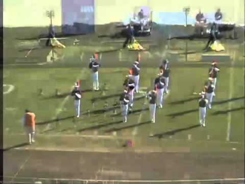 2010 Southern Nash High School Marching Firebirds