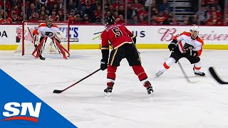 Mark Giordano Scores Shorthanded In First Game Back From Suspension