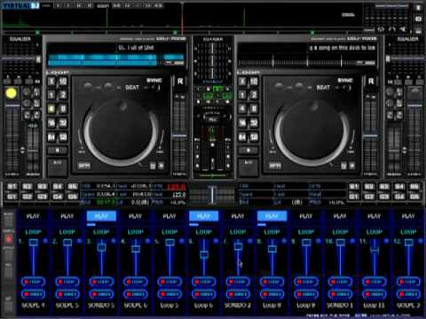 Virtual Dj - Samplers Mix 2010 (by MiStErDi) Music Videos