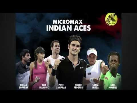 IPTL Micromax Indian Aces
