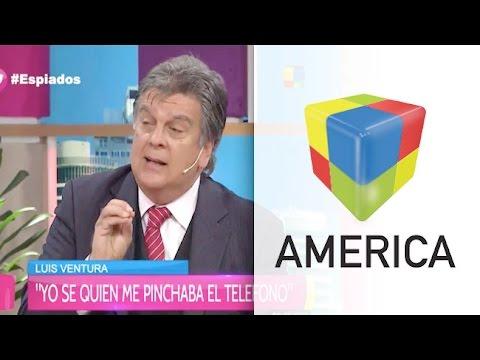"""Luis Ventura: """"A mi me espiaba el Enano Ernesto'"""""""