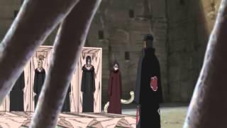 Kabuto vs Obito Full Fight English Dub