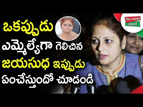 Unknown And Interesting Facts About Actress Jayasudha | Facts About Actress Jayasudha Political Life