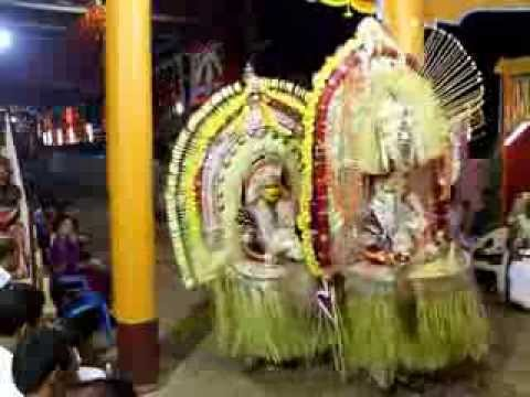 Adyapady Shri Adhinatheshwara Temple Bajpe Mangalore Domavathi,Banta and kodamanithaya nema