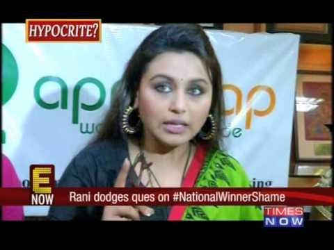Rani Mukerji: Ignorant or hypocrite?