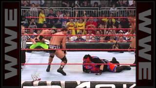 Rosey & The Hurricane win Tag Team Turmoil: Backlash 2005