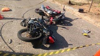 Jovem de 17 anos morre em acidente de moto