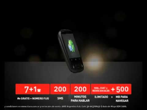 Claro ZTE N720 Claro Tienda Virtual