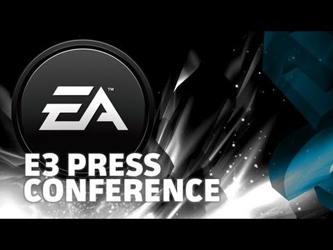 Electronic Arts E3 2012 Press Conference