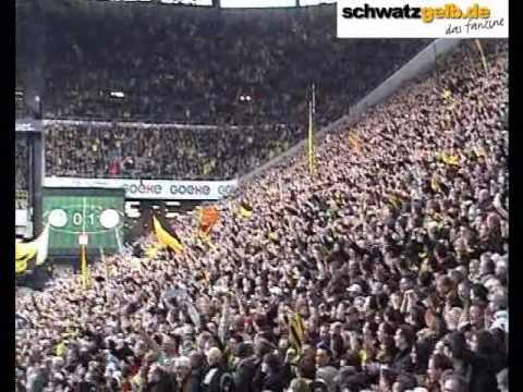 BVB-Werder Bremen 2-1 Part 2-4 SCHEISS S04! Borussia Dortmund vs SVW 03.04.2010
